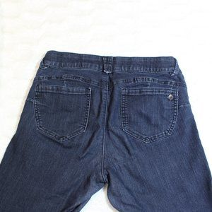 Democracy AB SOLUTION Womens Jeans 28x28 msrd Sz 8